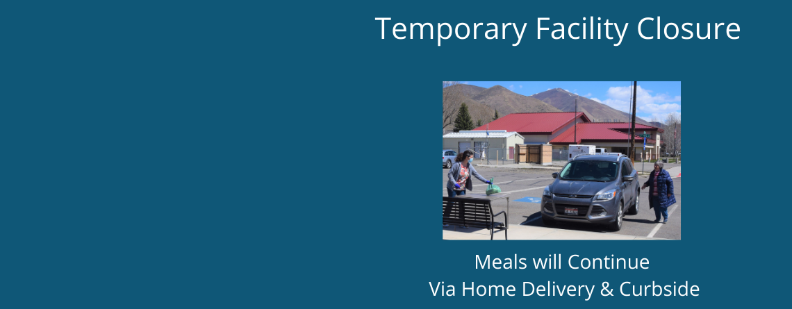 Senior Connection Building Closure – Meals Will Continue